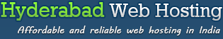 Hyderabad Web Hosting